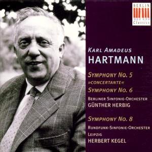 Karl-Amadeus Hartmann ( 1905 - 1963 ) Berlin90482