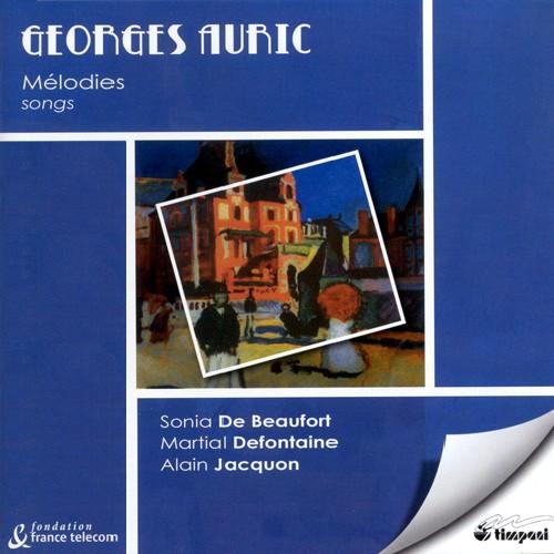 Georges Auric (1899-1983) Timpani1C1156