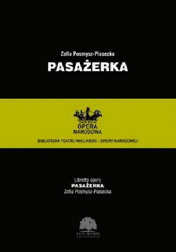 Weinberg/Vainberg (1919-1996) Pasazerka_ZofiaPosmysz